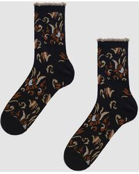 Hansel From Basel - Grammies Crew Sock - Lyst