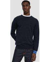 Native Youth - Enrol Crewneck Knit Pullover - Lyst