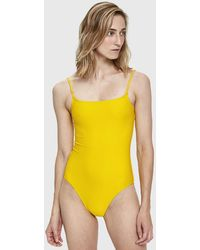 NU SWIM - Lora Swimsuit - Lyst