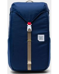 9f4932ec823 Lyst - Herschel Supply Co. Large Barlow Trail Backpack in Blue for Men