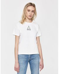 Collina Strada - Chakra Embroidered Tee - Lyst
