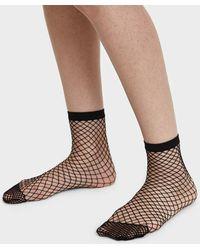 The Great Eros - Fishnet Sock - Lyst