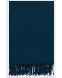 Just Female - Clive Scarf In Evergreen - Lyst