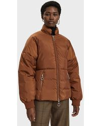 Rodebjer - Guccia Down Puffer Jacket - Lyst