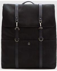Mismo - M/s Backpack In Black/black - Lyst