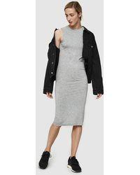 Farrow - Nani Dress In Grey - Lyst