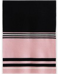 Just Female - Trix Striped Scarf - Lyst