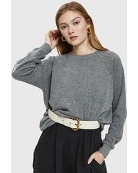 Bliss and Mischief - Western Roses Sweatshirt - Lyst
