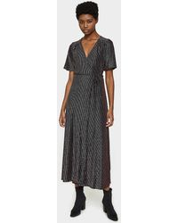 Which We Want - Kamryn Wrap Dress - Lyst
