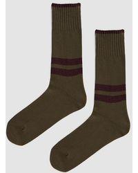 Chup - Cordura Stripe Socks - Lyst