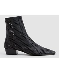 Rachel Comey - Cove Perforated Boot - Lyst
