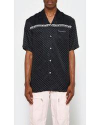 Undercover - Polka Dot Print Shirt - Lyst