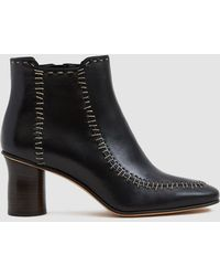 JW Anderson - Stitch Ankle Boot - Lyst
