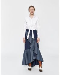 Hellessy - Canyon Long Skirt - Lyst