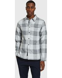 Native Youth - Brentwood Shirt In Grey - Lyst