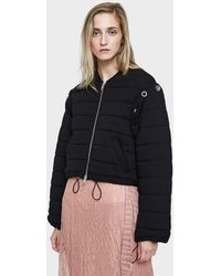 3.1 Phillip Lim - Quilted Bomber - Lyst