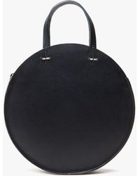 Clare V. - Petit Alistair In Navy - Lyst