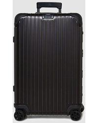 Rimowa - 67l Topas Multiwheel® E-tag Suitcase - Lyst