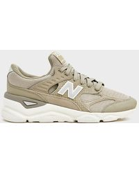 new product 25e77 290f9 New Balance - X-90 Sneaker - Lyst