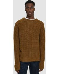 Saturdays NYC - Miguel Waffle Knit Sweater - Lyst