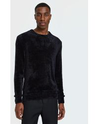 Cmmn Swdn - Colby Sweater In Black - Lyst