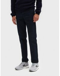 Norse Projects - Aros Heavy Chino In Navy - Lyst