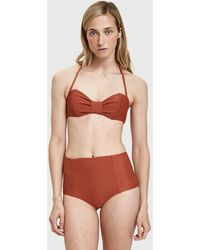 The Ones Who - Heather High-waisted Swim Bottom - Lyst