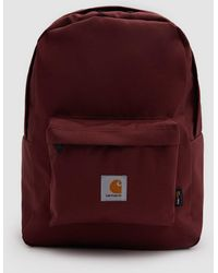 Carhartt WIP - Watch Backpack In Chianti / Dark Navy - Lyst