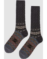 Chup - Winter Garden Socks - Lyst