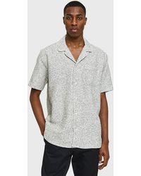 Soulland - Brandy Bowling Shirt - Lyst