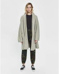 Lauren Manoogian Capote Shawl Coat