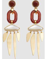 Lizzie Fortunato - Larsen's Earrings - Lyst