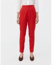 Hope - Core Pleated Trouser - Lyst