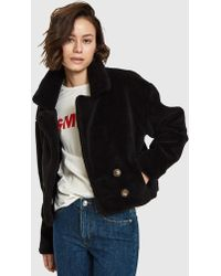 Farrow - Hazel Coat In Black - Lyst
