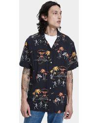 Insight - Doomsday Resort Button Up Shirt - Lyst