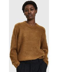 Stussy - Vivian Crew Sweater - Lyst