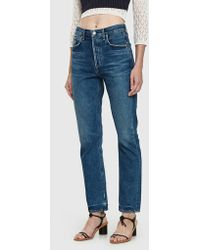 Citizens of Humanity - Charlotte Straight Leg Jean - Lyst
