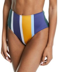 Mei L'ange - Ariana High Waist Bikini Bottom - Lyst