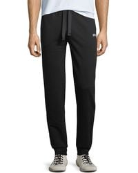 Iceberg - Men's History-patch Logo Track Pants - Lyst