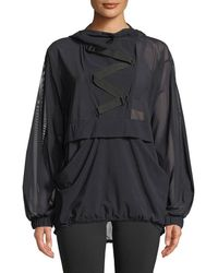 Michi - Switchback Pullover Jacket - Lyst