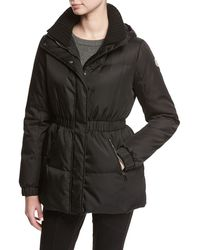 Moncler - Fatsia Quilted Puffer Coat - Lyst