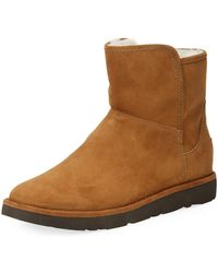 UGG - Abree Mini Classic Luxe Boot - Lyst