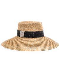 Eugenia Kim - Annabelle Straw Sun Hat - Lyst