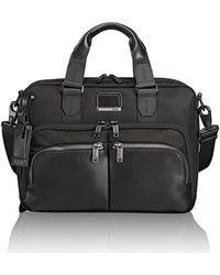 Tumi | Albany Slim Compartment Briefcase | Lyst