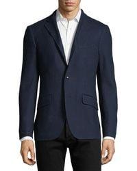 Etro | Textured Jersey Sport Coat | Lyst