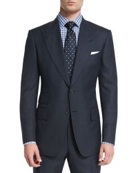 Tom Ford - Windsor Plaid Two-Piece Wool Suit - Lyst