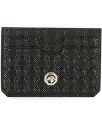 Stefano Ricci - Stamped Leather Card Case - Lyst