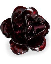 Hook + Albert - Flower Lapel Pin - Lyst