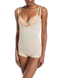 Tc Fine Intimates - Open-bust Lux Comfort Camisole - Lyst