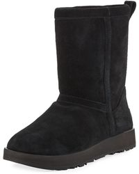 UGG - Classic Water-resistant Short Boot - Lyst